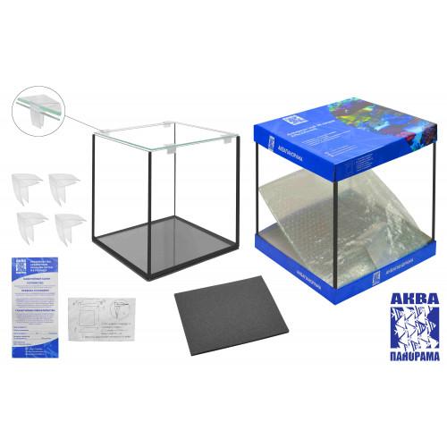 Аквариум креветкарий 36С с покровным стеклом