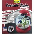 Tetra Cascade Globe  аквариум-шар 6,8л  для петушков, бордовый